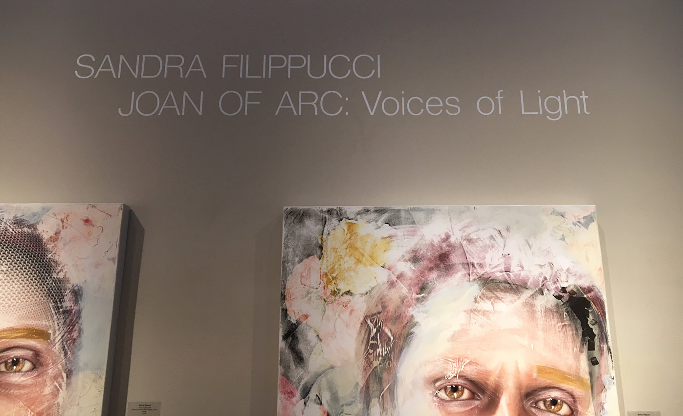 Sandra Filippucci at EVOKE Contemporary in Santa Fe