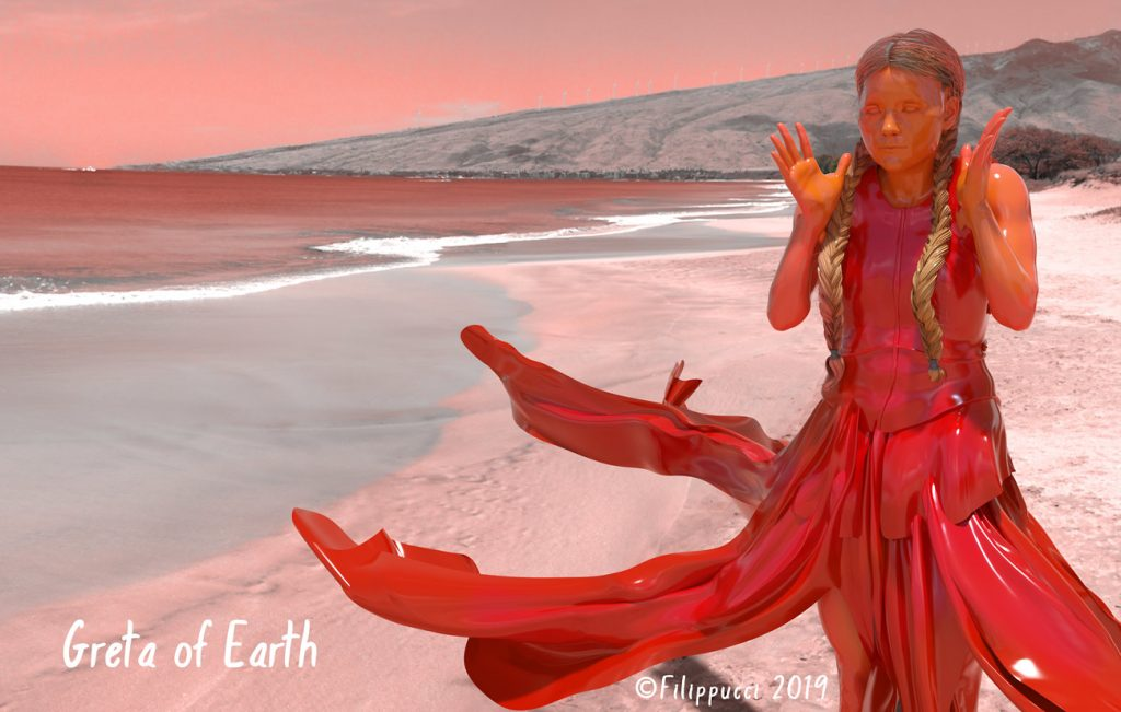Greta of Earth